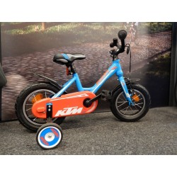 Vélo KTM ENFANT GIRLS BLUE