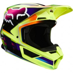 HELMET FOX 20 V1 GAMA YELLOW S