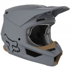 FOX Casque 20 V1 Matte Stone * S