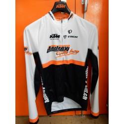 Maillot Elite Thermal Andrey Cycle Shop N/O/B *M