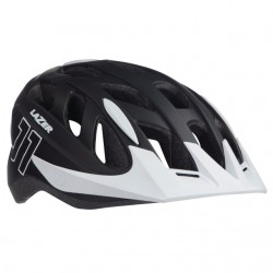 LAZER Casque youth J1 matte black white