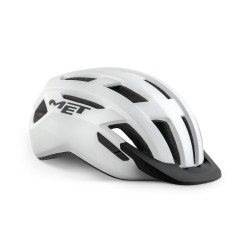 MET Casque Allroad white matt L