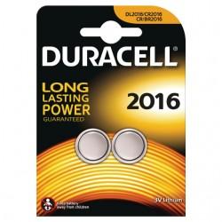 Duracell Pile CR2016 3V