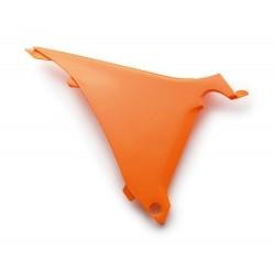 Couvert de filtre à air orange Droit PDS