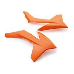 KTM ecope latéral Orange