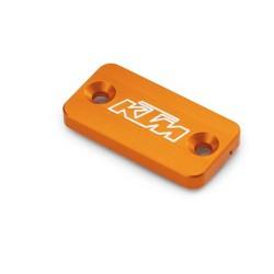 KTM couvercle de maitre cylindre Orange