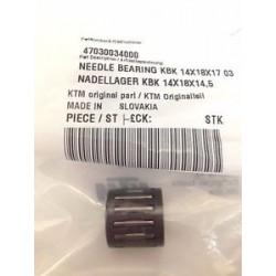 KTM roulement KBK 14x18x17 2003