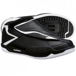 Shimano chaussure SH-AM45 Noir/Blanc *42